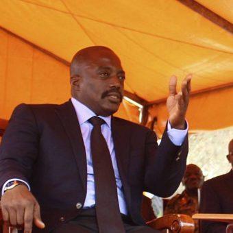 Congo: l'élection présidentielle n'aura pas lieu avant 2017